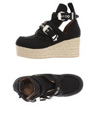 Jeffrey Campbell Footwear Espadrilles Women Black