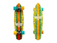 Ace High Cruiser Complete Shaka Skateboards Sports Equipment Yellow