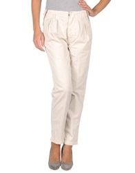 Pence Casual Pants Light Grey