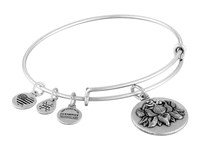Alex And Ani Lotus Peace Petals Iii Bracelet Silver Bracelet