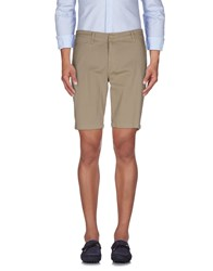 Dickies Trousers Bermuda Shorts Men Beige