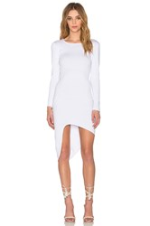 Indah Salju Mini Dress White