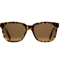 Dick Moby Yellow Havana Sfo Sunglasses