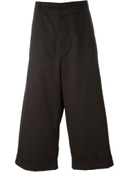 Societe Anonyme 'Hackney Long' Trousers Black