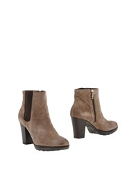 Janet And Janet Footwear Ankle Boots Women Dove Grey