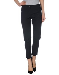 Ql2 Quelledue Casual Pants Black