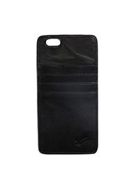William Rast Iphone 6 Wallet Case Black