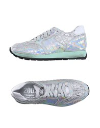 Primabase Footwear Low Tops And Trainers Women Silver
