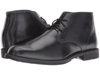 Florsheim Mogul Chukka Boot Ii Black Smooth Men's Lace Up Boots