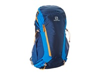 Salomon Sky 25 Aw Union Blue Midnight Blue Amber Gold Bags