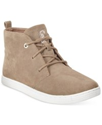 Sam Edelman Circus By Soho Lace Up Sneakers Women's Shoes Putty
