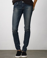 Denim And Supply Ralph Lauren Skinny Leg Jeans Aurora Wash