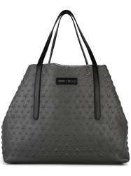 Jimmy Choo Pimlico Tote Grey