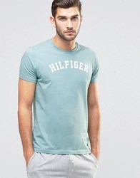 Tommy Hilfiger Lounge T Shirt In Green Green