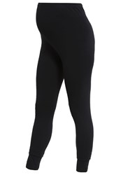 Mama Licious Mllea 2 Pack Leggings Black Black
