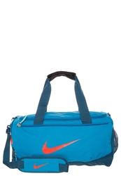 Nike Performance Team Training Small Sports Bag Lite Blue Lacquer Blue Force Turquoise