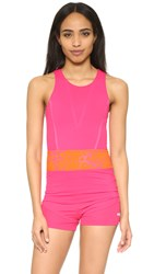 Adidas By Stella Mccartney Run Climacool Tank Glow Pink