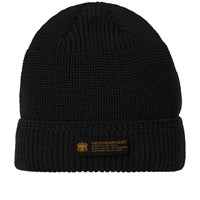 Neighborhood Jeep Beanie Black