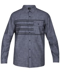 Hurley Men's Asher Woven Shirt Black