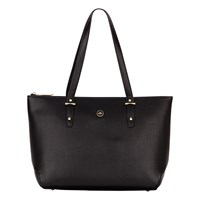 Nica Charlotte Large Shoulder Bag Black