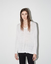 Hope Marly Sweater White