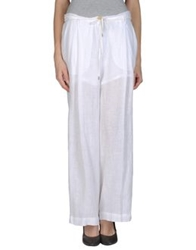 Blayde Casual Pants White
