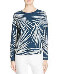 Mother The Square Leaf Print Sweatshirt Sway