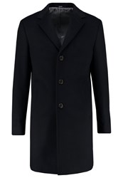 Joop Mariso Classic Coat Navy Dark Blue