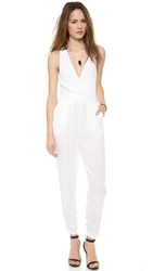 Bless'ed Are The Meek Long Island Jumpsuit Ivory