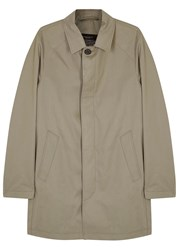 Oscar Jacobson Stanley Stone Cotton Jacket Beige