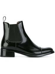 Church's Pull On Ankle Boots Black
