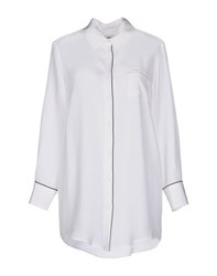 New York Industrie Shirts Shirts Women White
