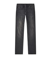 Boss Slim Fit Stretch Jeans Male Light Grey