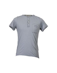 Spina Short Sleeve T Shirts Light Grey