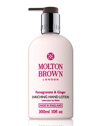 Pomegranate And Ginger Hand Lotion 10Oz. Molton Brown