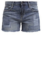 Gap Denim Shorts Light Indigo Light Blue