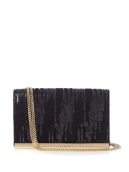 Diane Von Furstenberg Soiree Cross Body Bag Black