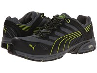 Puma Safety Fuse Motion Sd Black Lime Men's Work Boots