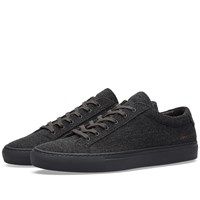 Common Projects Achilles Low Wool Grey