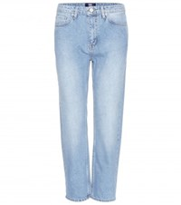 Wood Wood Eve Boyfriend Fit Jeans Blue