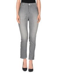 Fifty Four Denim Pants Grey