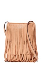 Rebecca Minkoff Finn Phone Bag Butter Rum