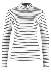 S.Oliver Long Sleeved Top Creme Stripes White