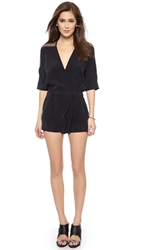 Ramy Brook Dottie Romper