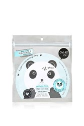 Topshop Panda Sheet Face Mask Monochrome
