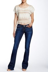 True Religion Flare Jean Blue