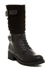 Penny Loves Kenny Earl Lace Up Boot Black