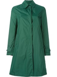Aspesi 'Appuntamento' Raincoat Green