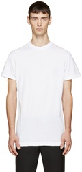 Dsquared White Sexy Slim T Shirt