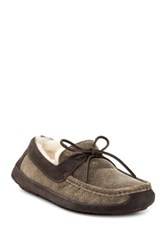 Ugg Byron Genuine Sheepskin Slipper Brown